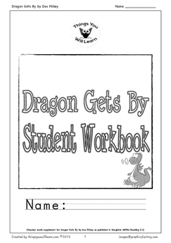 Dragon Gets By Student Workbook