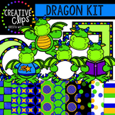 Dragon Kit {Creative Clips Digital Clipart}