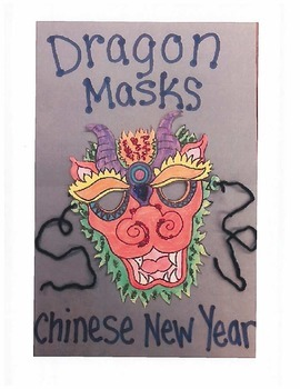 Dragon Masks -- Chinese New Year
