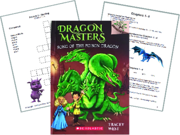 Dragon Masters Book 5 Unit Study