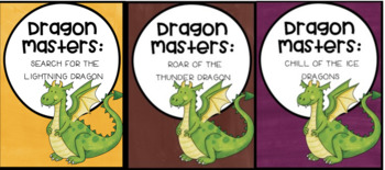 Dragon Masters Comprehension Questions Books 7-9