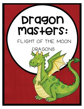 Dragon Masters: Flight of the Moon Dragons