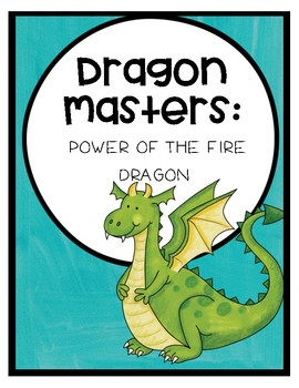 Dragon Masters: Power of the Fire Dragon