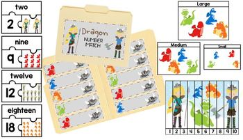 Dragon Math Centers
