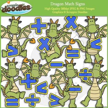 Dragon Math Signs