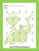 Dragon Math - Subtraction Practice Worksheets