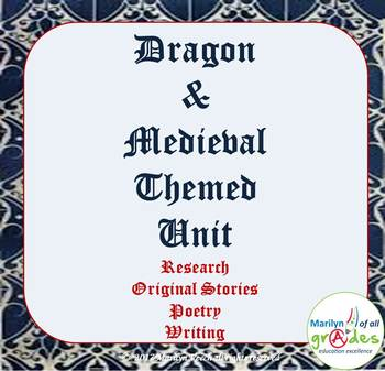 Dragon & Medieval Themed Unit.