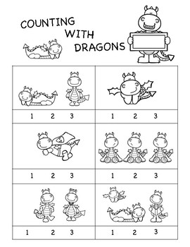 Dragon Numbers and Counting