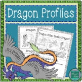 Dragon Profiles: Creative Writing