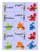 Dragon ROAR! 2 closed syllables word reading game
