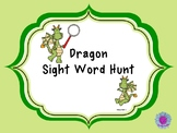 Dragon Sight Word Hunt