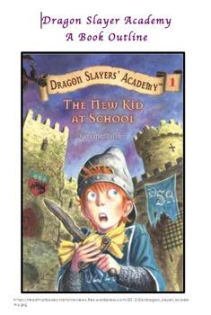 Dragon Slayer Academy Book Outline