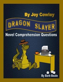 Dragon Slayer - Novel Study - 13 pages
