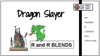 Dragon Slayer - R and R blends