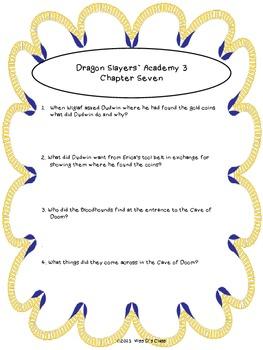 Dragon Slayers' Academy Series Book 3