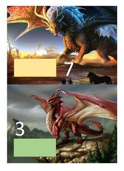 Dragon Sounds Sort Phonemic Awareness
