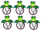 Dragon Spinners Add and Subtract