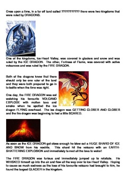 Dragon Story Project