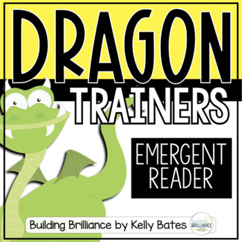 Dragon Trainers - Class Book and Sight Word Reader