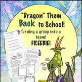 """Dragon"" Them Back to School!"