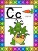 Dragon Themed Alphabet Posters