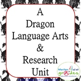 Dragon Themed Language and Research Unit. - Stories, Activities, Worksheets