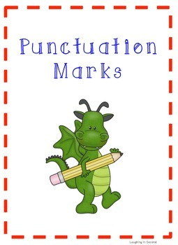 Dragon Themed - Punctuation Posters