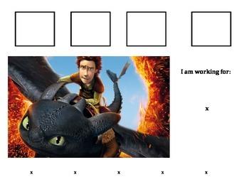 Dragon Token Board