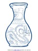 Dragon Vase Painting Project for Kids