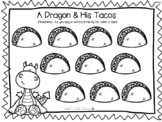 Dragon and His Tacos Articulation Freebie