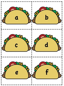 Dragon and Taco Literacy Centers