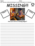 Dragon descriptive writing