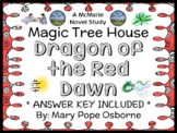 Dragon of the Red Dawn : Magic Tree House #37 Novel Study / Comprehension