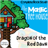 Dragon of the Red Dawn Magic Tree House Comprehension Unit