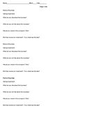 Dragon's Den Business Questions Handout(for any episode)