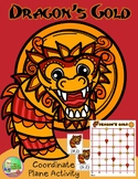 Chinese New Year ✦ Coordinate Graphing With Ordered Pairs