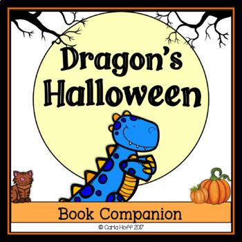 Dragon's Halloween {Book Companion}