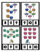 DragonFlies & ButterFlies Counting to 20 Clip Card Math Ce