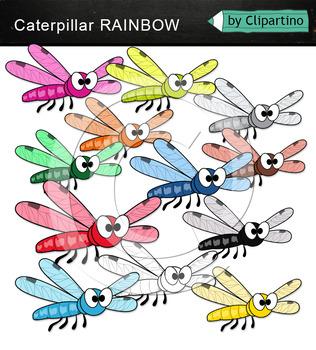 Dragonflies Clipart