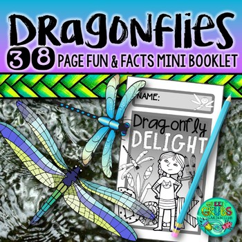 Dragonflies! {Fun and facts about Dragonflies and Odonata}