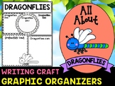 Dragonflies : Graphic Organizers and Writing Craft Set : Science and Literacy