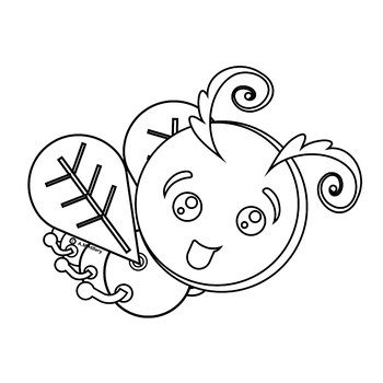 Dragonfly Clipart and Coloring Sheets