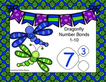 Dragonfly Number Bonds
