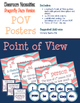 Dragonfly Themed ELA Essentials Poster BUNDLE + SPECIAL BONUSES!