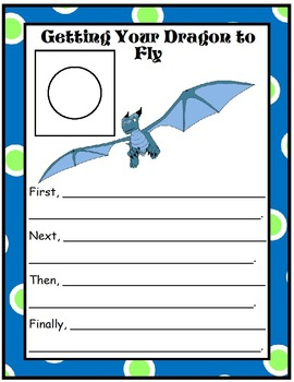 Dragonology Creative Writing Project