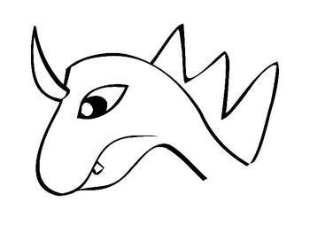 Dragons Coloring Pack