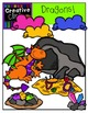 Dragons {Creative Clips Digital Clipart}
