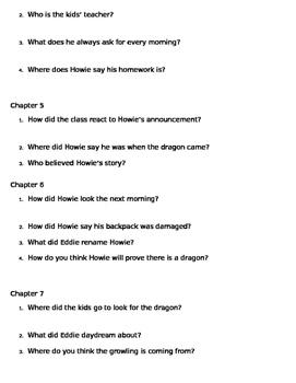 Dragons DO Eat Homework