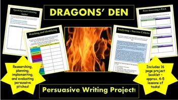 Dragons' Den Project!