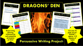 Dragons' Den Project!